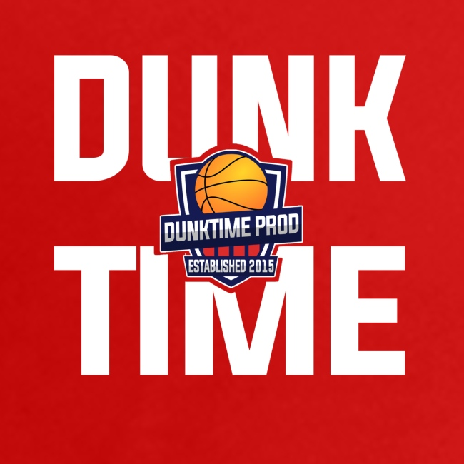 DUNKTIME Simple Logo