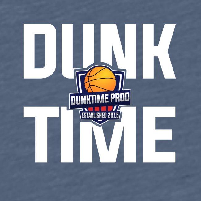 DUNKTIME Simple Logo