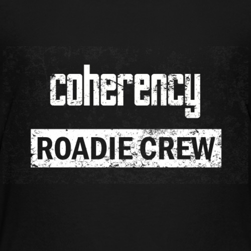 Coherency Roadie Crew - Kids' Premium T-Shirt