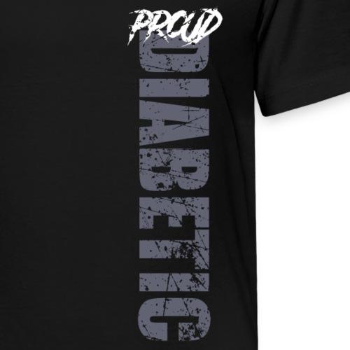Proud Diabetic - Kids' Premium T-Shirt