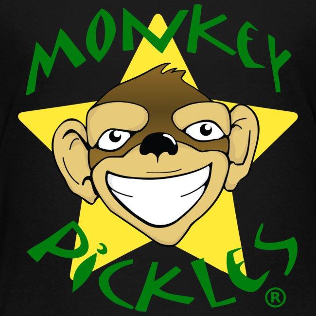 Monkey Pickles Logo Shirt