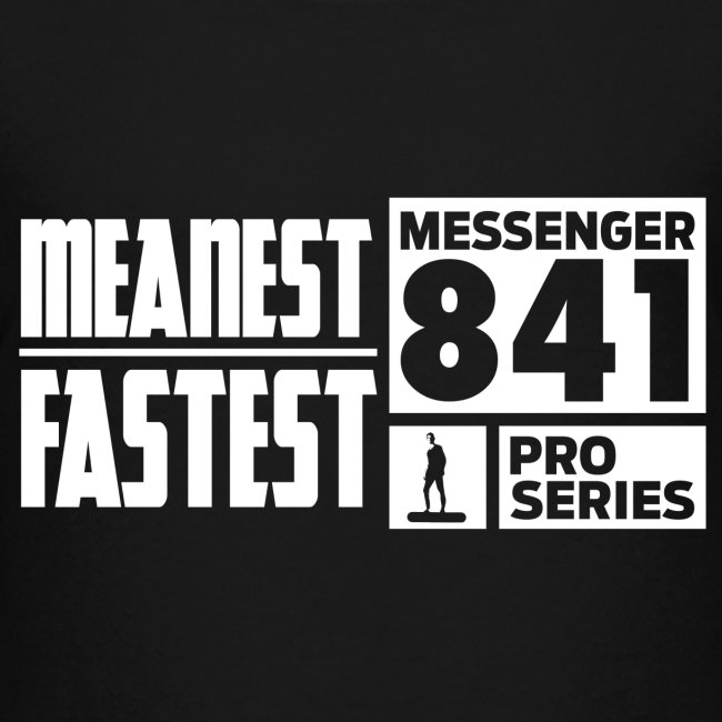 Messenger 841 Meanest and Fastest Crew Sweatshirt