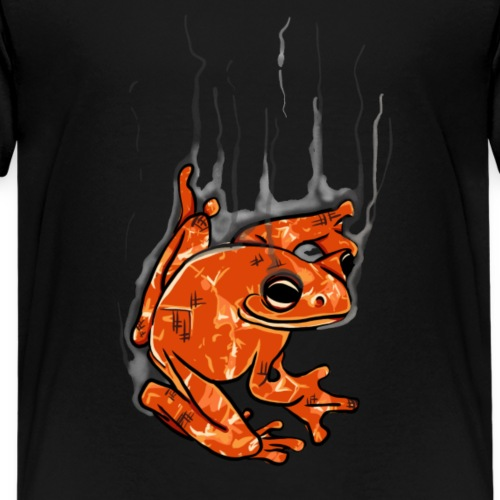 The Smouldering Frog - Kids' Premium T-Shirt