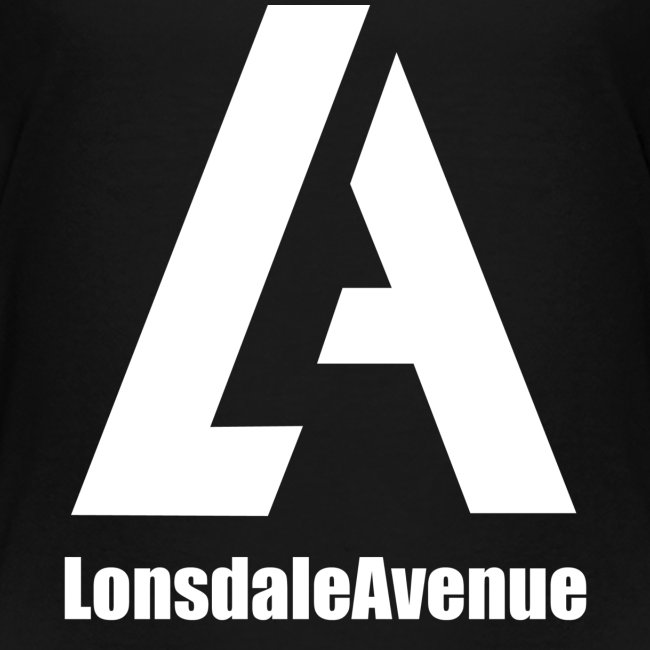 Lonsdale Avenue Logo White Text