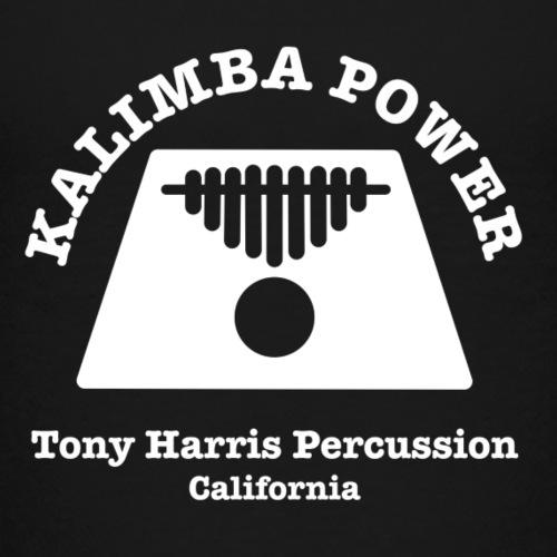 Kalimba Power Tony Harris Percussion w - Kids' Premium T-Shirt