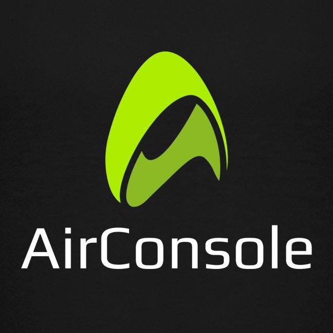 New Logo AirConsole White