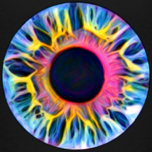 Eyeball art design - Kids' Premium T-Shirt