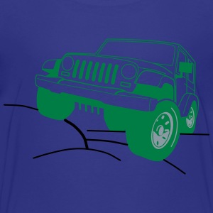 Jeep - Kids' Premium T-Shirt