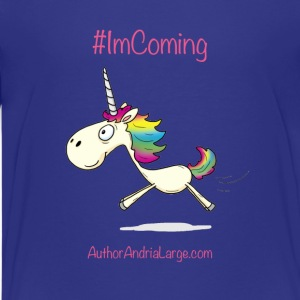 #ImComing - Kids' Premium T-Shirt