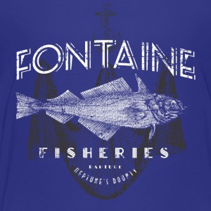 Fontaine Fisheries - Kids' Premium T-Shirt