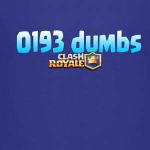 0193 dumbs Offical Shirt - Kids' Premium T-Shirt
