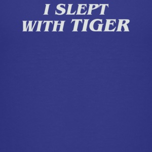 I Slept With Tiger - Kids' Premium T-Shirt