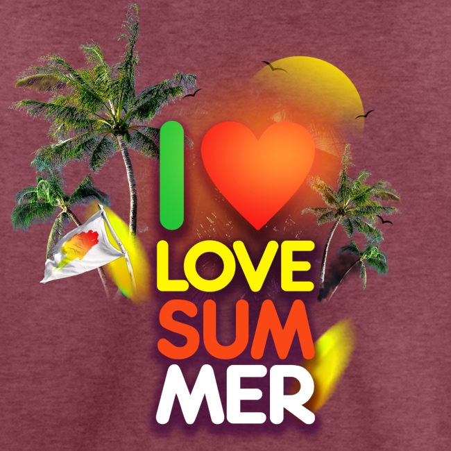 I love summer
