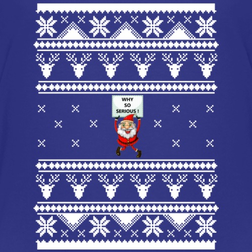NEW Ugly Sweater For Christmas FUNNY SANTA