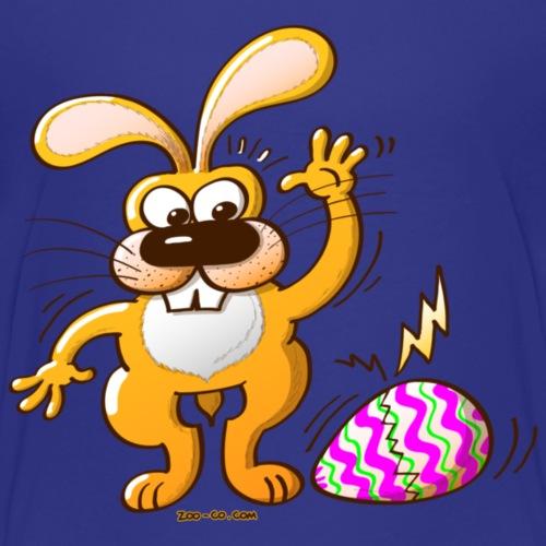 Easter Cracking Egg - Kids' Premium T-Shirt