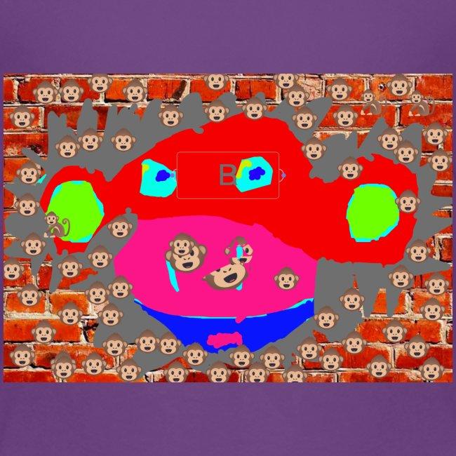 monkey by brax
