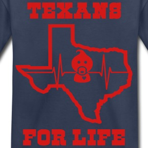 March for Life: Texans Pro Life Apparel - Kids' Premium T-Shirt