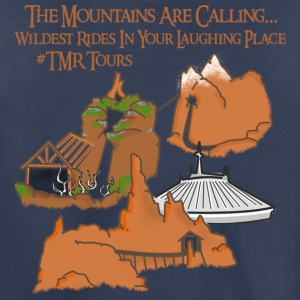 Mountains Are Calling - TMR - Kids' Premium T-Shirt