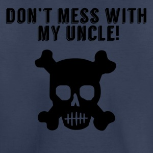 Don't Mess With My Uncle - Kids' Premium T-Shirt