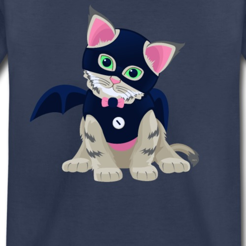 Lovely Kitten Cosplay Halloween Shirt - Kids' Premium T-Shirt