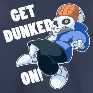 Undertale Sans Dunked - Kids' Premium T-Shirt