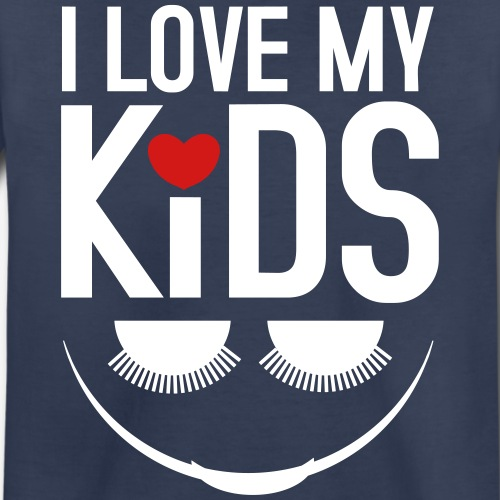 I LOVE MY KIDS - Kids' Premium T-Shirt