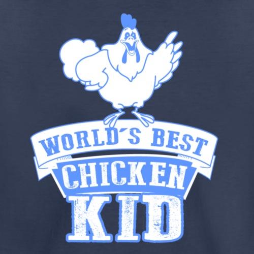 World's Best Chicken Kid - Kids' Premium T-Shirt