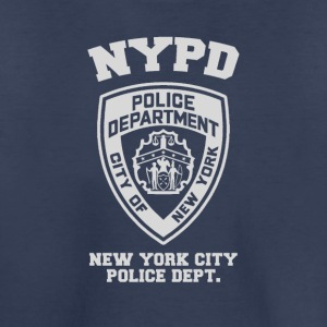 NYPD Sweater [DB] - Kids' Premium T-Shirt