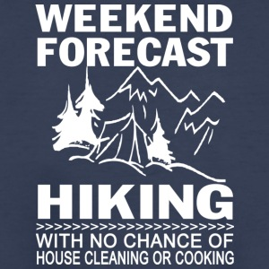 Weekend Forecast Hiking T Shirt - Kids' Premium T-Shirt