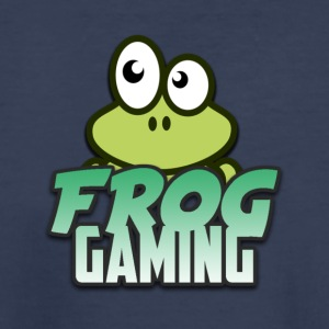 Frog Gaming Logo Transparent - Kids' Premium T-Shirt
