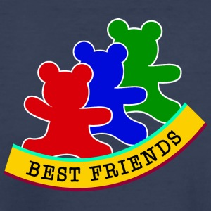 best friends / friends - Kids' Premium T-Shirt