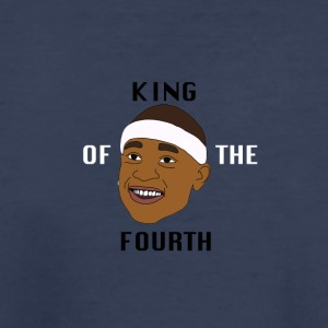 isaiah Thomas King of the Fourth - Kids' Premium T-Shirt