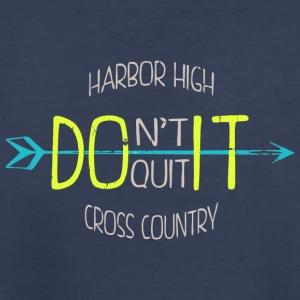 Harbor High Cross Country - Kids' Premium T-Shirt