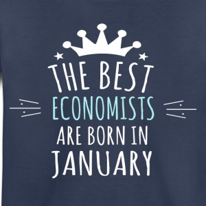 Best ECONOMISTS are born in january - Kids' Premium T-Shirt