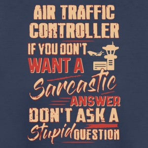 Air Traffic Controller Shirt - Kids' Premium T-Shirt