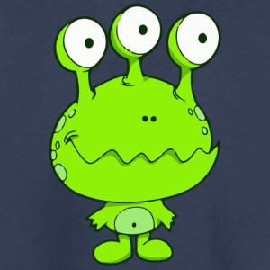 Alien monster - Kids' Premium T-Shirt