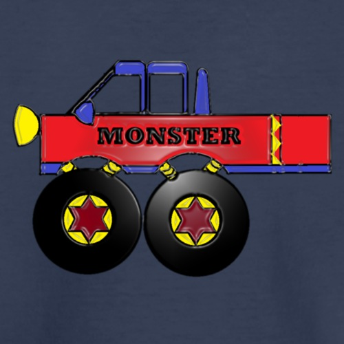 Monster Truck - Kids' Premium T-Shirt