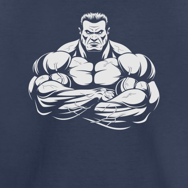 An Angry Bodybuilding Coach