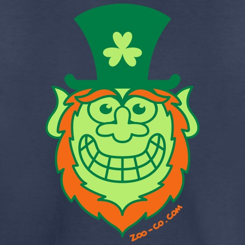 St Paddy's Day Naughty Leprechaun - Kids' Premium T-Shirt