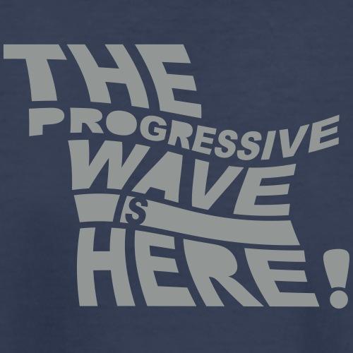Progressive Wave Is Here - Kids' Premium T-Shirt