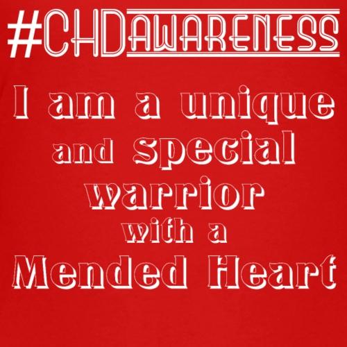 CHD Awareness - Kids' Premium T-Shirt