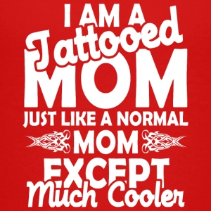 Tattooed MOM - Kids' Premium T-Shirt