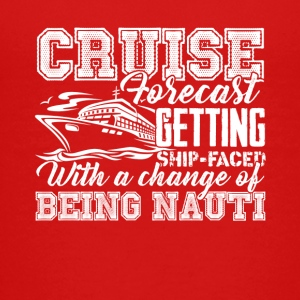 Cruise Forecast Shirt - Kids' Premium T-Shirt