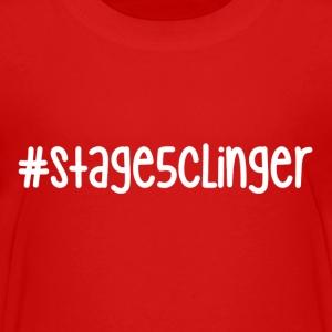 #Stage 5 Clinger - Kids' Premium T-Shirt
