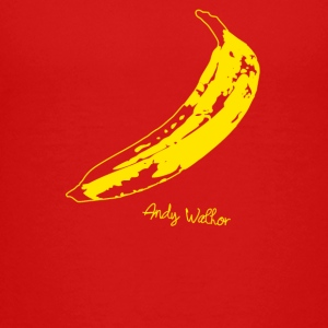Retro Velvet Underground Andy Banana Rock - Kids' Premium T-Shirt