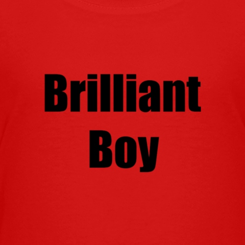 Brilliant Boy - Kids' Premium T-Shirt