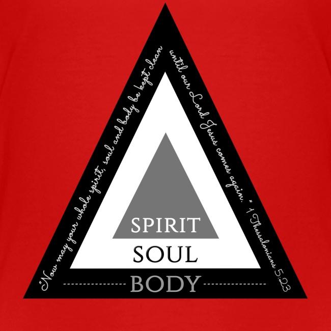 Spirit Soul Body