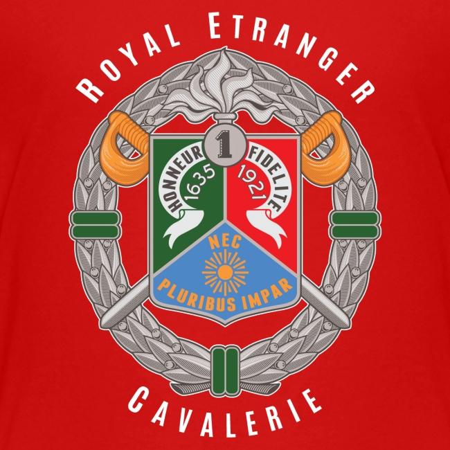 1er REC - Foreign Legion - Badge
