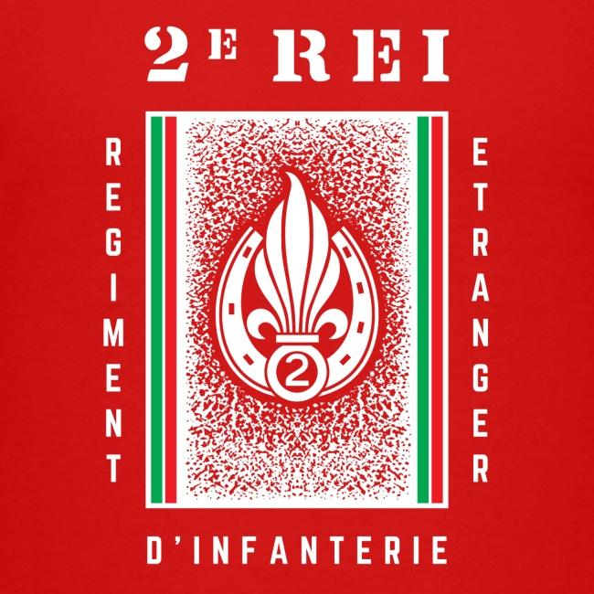2e REI - Foreign Legion - Badge
