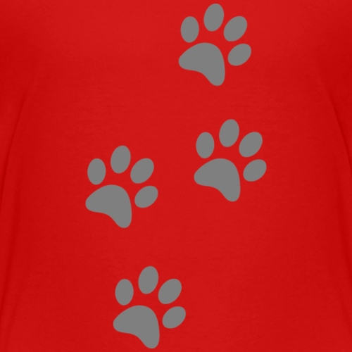pawprints - Kids' Premium T-Shirt